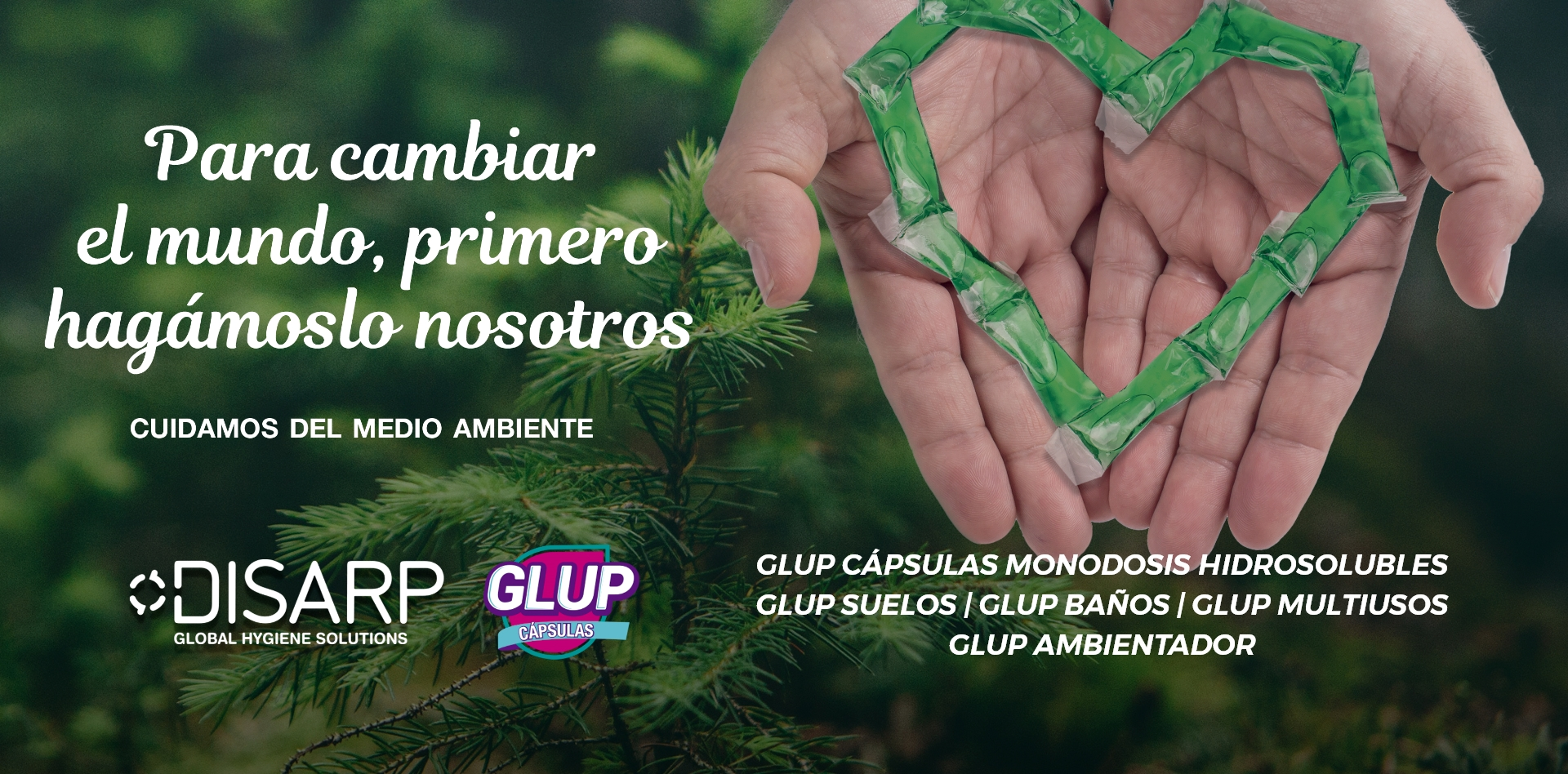 Disarp y Glup